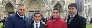 Newcastle entrepreneur Ammar Mirza is honoured with CBE